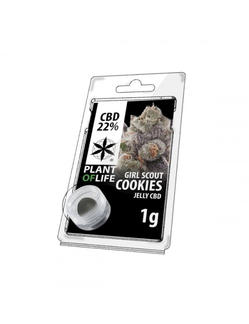JELLY AU CBD 22% GIRL SCOUT COOKIES 1g