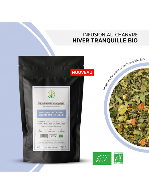 Infusion Bio HIVER TRANQUILLE